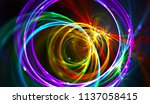 night music party background.... | Shutterstock . vector #1137058415