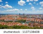 cathedral saint jean baptiste... | Shutterstock . vector #1137138608