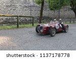 brescia  italy   may 19 2018 ... | Shutterstock . vector #1137178778