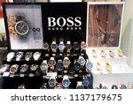 salisbury  wiltshire  england   ... | Shutterstock . vector #1137179675