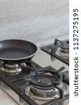 new design of built in oven and ... | Shutterstock . vector #1137275195