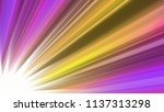 action speedline inspired by... | Shutterstock . vector #1137313298