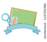 school emblem design | Shutterstock .eps vector #1137352586