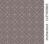 retro wallpaper and vintage... | Shutterstock .eps vector #1137403865