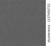 black synthetic textile texture ... | Shutterstock . vector #1137450722