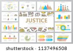 crime  law  police and justice... | Shutterstock .eps vector #1137496508