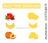 find the right shade of fruit.... | Shutterstock .eps vector #1137518675