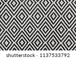 kitchen towel close up | Shutterstock . vector #1137533792