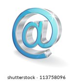 3d internet vector sign | Shutterstock .eps vector #113758096