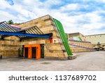 stuttgart  germany   june 21 ... | Shutterstock . vector #1137689702