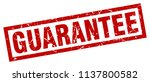 square grunge red guarantee...   Shutterstock .eps vector #1137800582