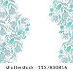 seamless vector pastel... | Shutterstock .eps vector #1137830816