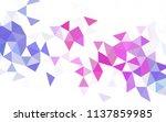light blue  green vector... | Shutterstock .eps vector #1137859985