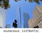 new york usa   23.05.2016. ... | Shutterstock . vector #1137864722