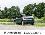 maribor  slovenia  15. 5. 2018  ... | Shutterstock . vector #1137923648