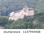 vaduz  liechtenstein  europe  ... | Shutterstock . vector #1137944408