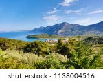 beautiful view of the coast of... | Shutterstock . vector #1138004516