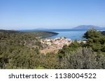 beautiful view of the coast of... | Shutterstock . vector #1138004522