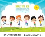 vector illustration of cartoon... | Shutterstock .eps vector #1138026248