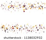 bang  blast  moved particles ... | Shutterstock .eps vector #1138032932