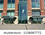 green bay  wisconsin   usa  ... | Shutterstock . vector #1138087772