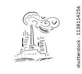 factory. vector illustration   Shutterstock .eps vector #1138114256