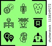 simple icon set of human... | Shutterstock .eps vector #1138149272