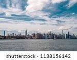 manhattan  new york   july 8 ...   Shutterstock . vector #1138156142