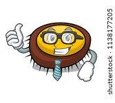 businessman sea urchin... | Shutterstock .eps vector #1138177205