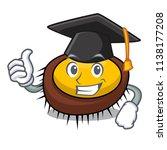 graduationgraduation sea urchin ... | Shutterstock .eps vector #1138177208
