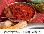 north karnataka food  | Shutterstock . vector #1138178516