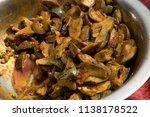 north karnataka food  | Shutterstock . vector #1138178522