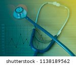 medical marketing and... | Shutterstock . vector #1138189562