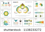 colorful research or statistics ... | Shutterstock .eps vector #1138233272