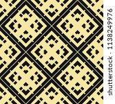 vector modern tiles pattern.... | Shutterstock .eps vector #1138249976