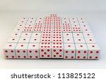 dots | Shutterstock . vector #113825122