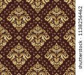 classic seamless vector pattern....   Shutterstock .eps vector #1138256462