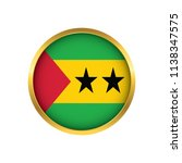 sao tome and principe flag... | Shutterstock .eps vector #1138347575