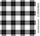 tartan pattern. gabardine... | Shutterstock .eps vector #1138363862
