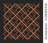 laser cutting interior panel.... | Shutterstock .eps vector #1138385318