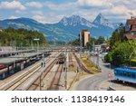 arth goldau  switzerland   19... | Shutterstock . vector #1138419146