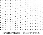 abstract halftone wave dotted... | Shutterstock .eps vector #1138441916