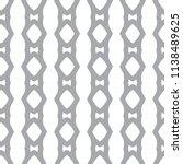 geometric ornamental vector... | Shutterstock .eps vector #1138489625