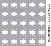 seamless geometric ornamental... | Shutterstock .eps vector #1138579232