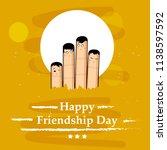 illustration of background for... | Shutterstock .eps vector #1138597592
