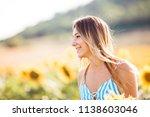 ravda bulgaria   june 2018 ... | Shutterstock . vector #1138603046