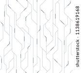 vector seamless random pattern... | Shutterstock .eps vector #1138619168