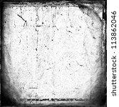 grunge  paper texture ... | Shutterstock . vector #113862046
