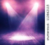 spotlight  background   Shutterstock . vector #113862115
