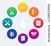 modern  simple vector icon set... | Shutterstock .eps vector #1138633406